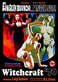 (591) WITCHCRAFT \'70 + WHITE ANGEL, BLACK ANGEL (1969) Two Films